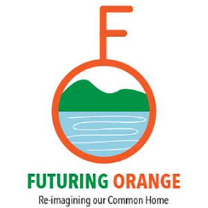 Futuring Orange Logo - Bathurst Community Climate Action Network (BCCAN)