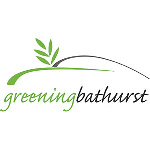 Greening Bathurst Logo - Bathurst Community Climate Action Network (BCCAN)
