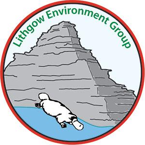 Lithgow Environment Group Logo - Bathurst Community Climate Action Network (BCCAN)